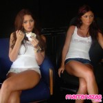 fotos-chicas-desnudas, calendarios-porno Making of Hot Shots Calendar 2012