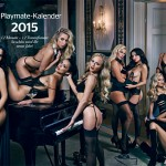 Calendario Playboy Alemania 2015